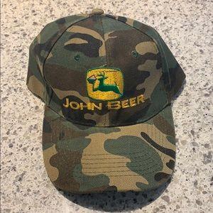 Accessories - John Beer Camo hat